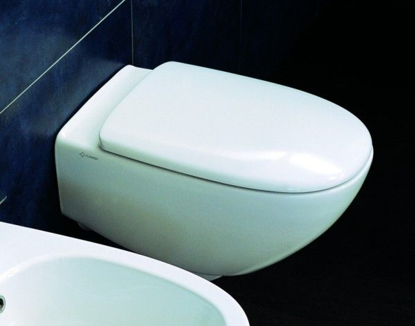 5085 · Wand WC SPIN, weiss
